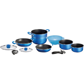 Brunner Skipper 9+1 Cooking Pot Set Ø24cm none